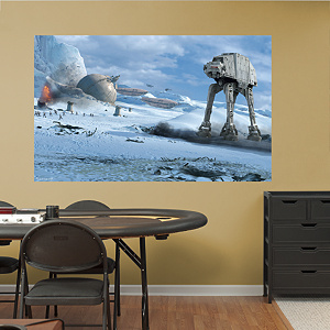 Battle of Hoth™ Mural